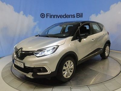 begagnad Renault Captur Energy TCe 90 Intens,v-hjul/kamera/nyservad