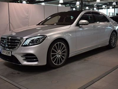 brugt Mercedes S350 D 4MATIC SEDAN // DEMO // AMG // Komfortpaket //