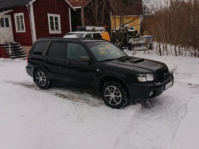 begagnad Subaru Forester 2,5 XT -05
