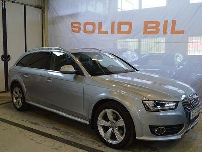 gebraucht Audi A4 Allroad 2.0 TDI Q S-Tronic Sport/D-Värmare/Läder/Alcantara