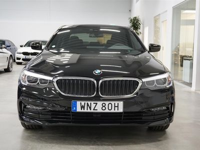 begagnad BMW 530 e xDrive iPerformance Sedan Connected Edition