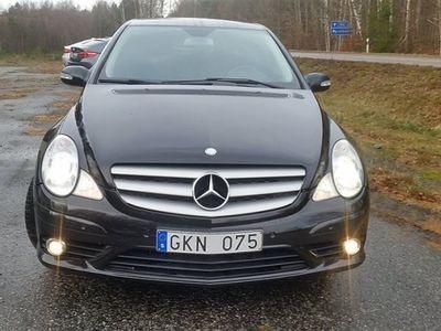 gebraucht Mercedes R320 CDi AMG 7SITSIG SVENSKSÅLD