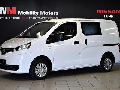 begagnad Nissan NV200 dCi 110 Crew Van 5-Sits *Slutspu -19