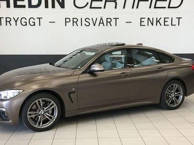 begagnad BMW 440 i xDrive (326hk) GRAN COUPÉ / M-SPORT / HARMAN KARDON