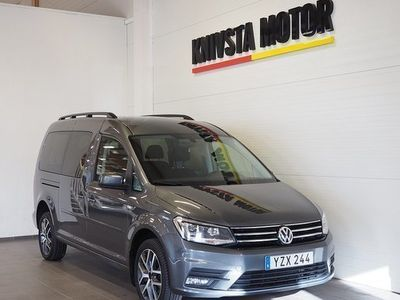 begagnad VW Caddy Maxi Life 2.0 TDI 4Motion 7-