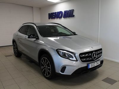 begagnad Mercedes GLA200 Aut Night Package