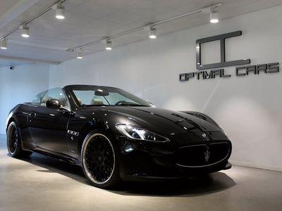 begagnad Maserati Granturismo MC-Shift 460HK