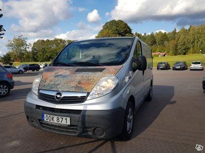 used Opel Vivaro 2,0 cdti -07