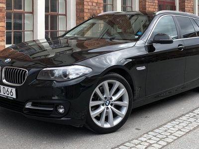 begagnad BMW 530 d xDrive Touring Lågmil 1,99% 1 års garanti
