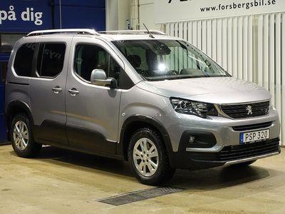 begagnad Peugeot Rifter 1.2 e-THP Euro 6 110hk