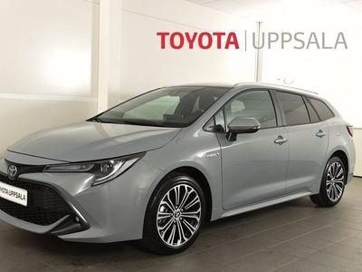 begagnad Toyota Corolla TS 1,8 Hybrid Style aut.