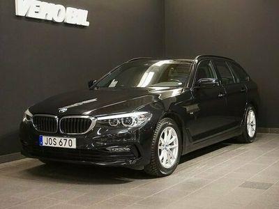 begagnad BMW 325 520 d xDrive Touring Sport Line Aut Drag 2018, Kombi Pris000 kr