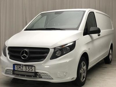 begagnad Mercedes Vito 114 CDI W640 2017, Transportbil 210 000 kr