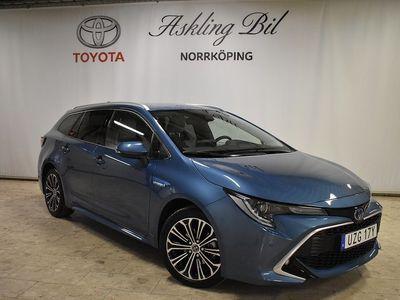 begagnad Toyota Corolla 1,8 Hybrid Touring Sports, Executive