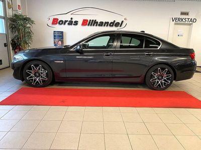 "begagnad BMW 530 d Sedan Steptronic/Fullutrustad-19"""