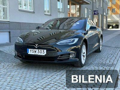 begagnad Tesla Model S 75D 333hk Dual Motor | Panorama | 1 Ägare