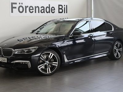 begagnad BMW 740 LE XDRIVE IPERFOR