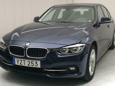 begagnad BMW 330e 3-serienSedan, F30 Sport Line