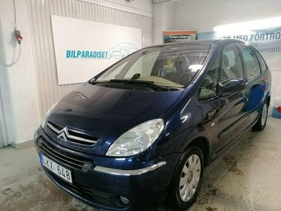 begagnad Citroën Xsara Picasso 1.6 109hk Få Mil Mkt Fin