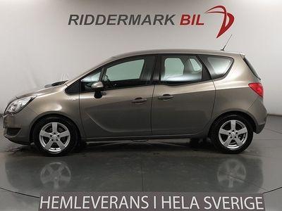 begagnad Opel Meriva 1.4 Turbo Aut Drag Motorvärmare PDC EU6 120hk