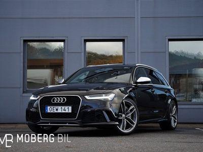 begagnad Audi RS6 Performance 4.0 TFSI 605hk Q LEASBAR