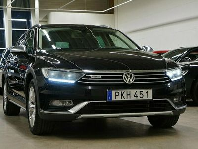 begagnad VW Passat Alltrack TDI 4M. Executive Värmare Drag 190hk