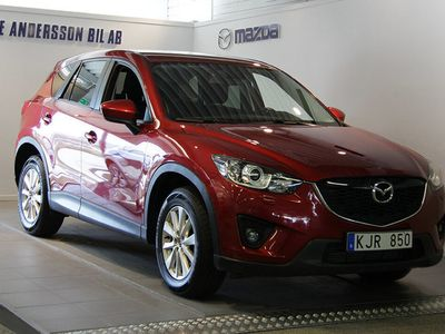 begagnad Mazda CX-5 2.2 SKYACTIV-D Advance (150)