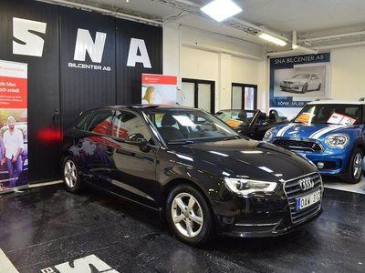 begagnad Audi A3 Sportback 1.4 TFSI Attraction En Ägare 122hk Drag