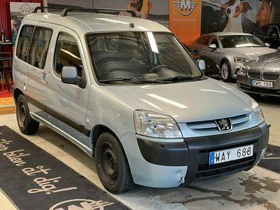 begagnad Peugeot Partner 1.6 109hk 1 brukare