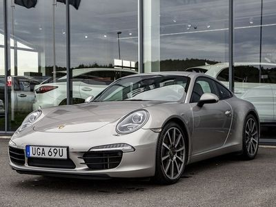 begagnad Porsche 911 Carrera S PDK Approved Se utr!