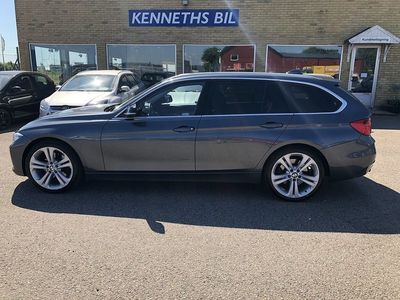 begagnad BMW 330 D XDRIVE TOURING, F31 (258HK) Nav connected drive