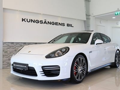 begagnad Porsche Panamera GTS 4.8 V8 4 PDK Drag Navi V-hjul 440hk
