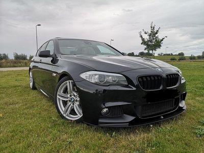begagnad BMW 530 d / Maxutrustad / M-Perfomance