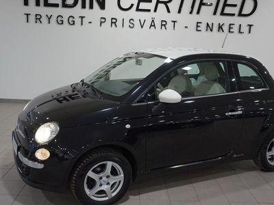 begagnad Fiat 500 VINTAGE 1,2 69HK