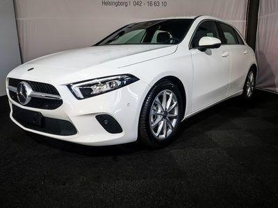 begagnad Mercedes A180 D SE Edition / Demobil
