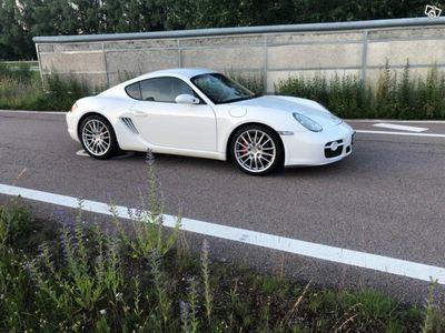 begagnad Porsche Cayman S 3,4 ( ev byte ) -06