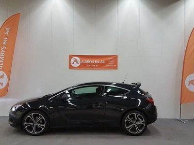 used Opel Astra GTC 1.4T FULL SERVAD -13