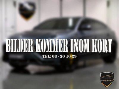begagnad BMW 120 d URBAN LINE AUTOMAT SVENSK 184hk