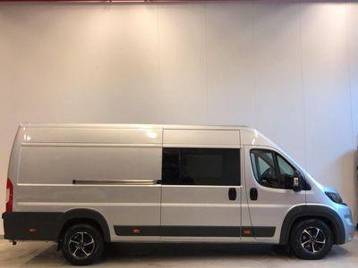 begagnad Peugeot Boxer 3,0 5-Sits Crossbuss D-värm Dra