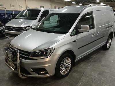 begagnad VW Caddy Maxi Life Caddy Maxi 4Motion Aut Dubbeldörrar Euro6 2017, Personbil 224 000 kr