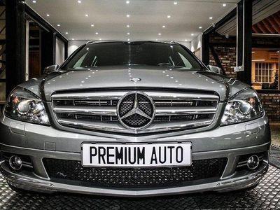 begagnad Mercedes C200 T CDI BlueEFFICIENCY 136hk