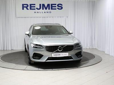 begagnad Volvo V90 D5 AWD R-Design 2018, Kombi 389 500 kr