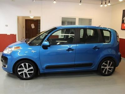 begagnad Citroën C3 Picasso 1,6 HDI Automat 5400 Mil