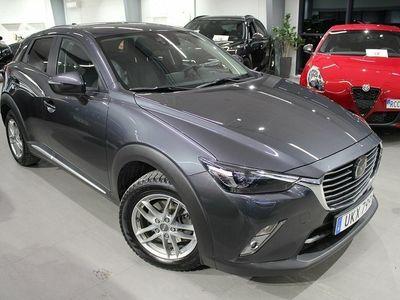 gebraucht Mazda CX-3 Optimum 2.0 120hk Automat - GARANTI 6 ÅR