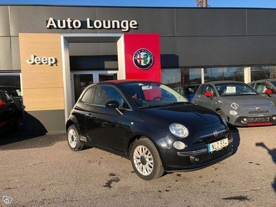 gebraucht Fiat 500C 1.2 69 hk Aut