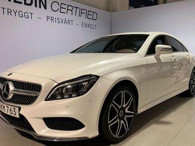 begagnad Mercedes CLS400 - Benz Benz/ / AMG SPORT / / TAKLUCKA / / 360 - GRADERS KAMERASYSTEM