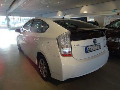 begagnad Toyota Prius 1.8 Hybrid Executive -11