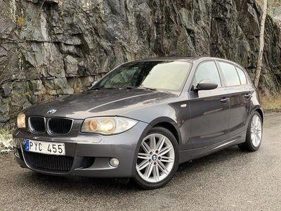begagnad BMW 120 d 5-d 2äg M-Sport Advantage Comfort 1