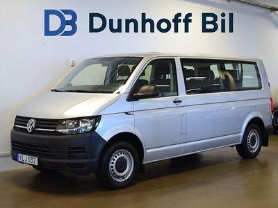 begagnad VW Caravelle TDI 150 Lång 9-Sits -17