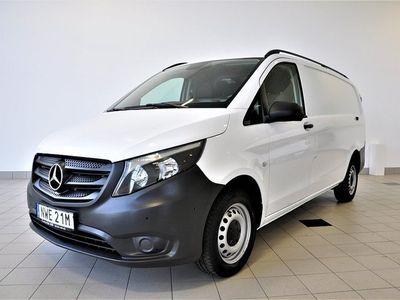 begagnad Mercedes Vito Benz 116 Cdi Lång 2018, Transportbil 286 250 kr